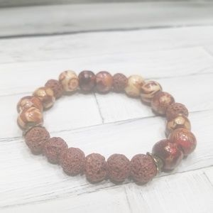 Jewelry - Custom made essential oil diffuser bracelet C